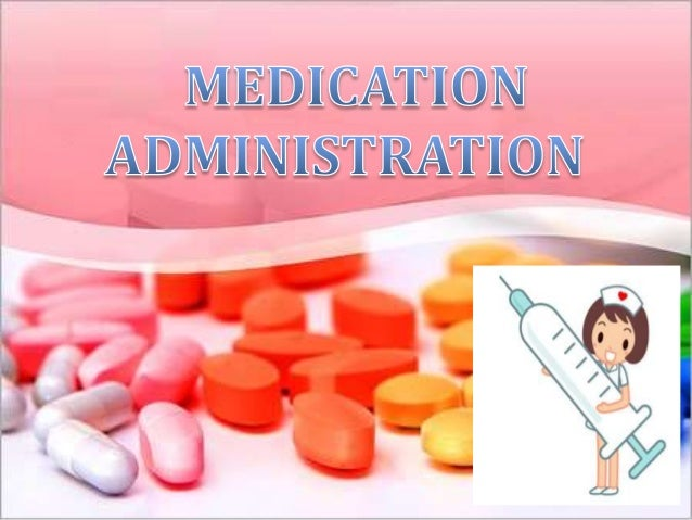 • A medication is a substance administered for the diagnosis, cure, treatment, or relief of a symptom or for prevention of...