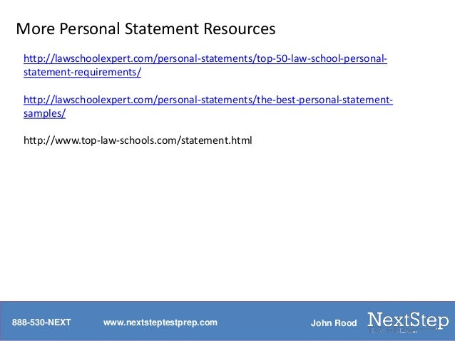 law school personal statement sample essays