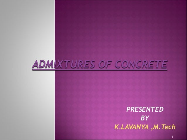 PRESENTED BY K.LAVANYA ,M.Tech 1