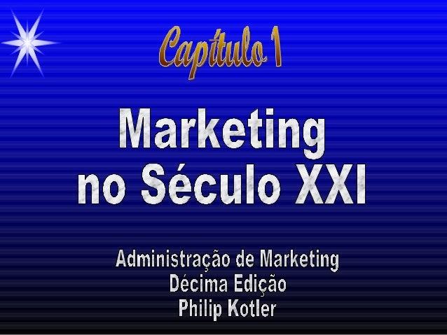 Objetivos Organização do curso Tarefas de marketing Principais conceitos e ferramentas de marketing Orientações da empresa...