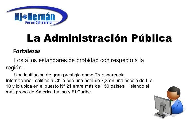 Admnistracion publica for Que es una oficina publica