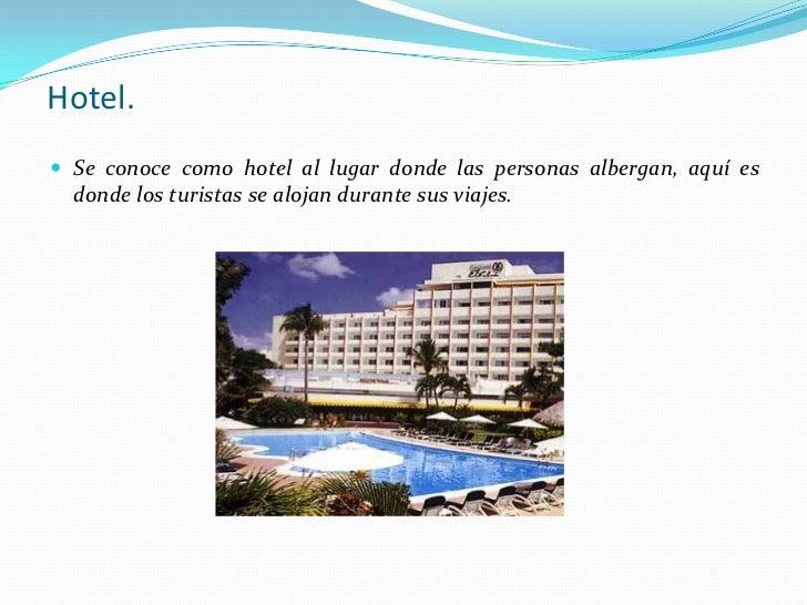 Administración Turística y Hotelera - Profesional - Presencial