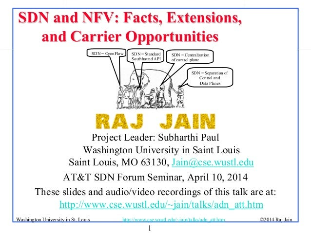 SDN and NFV: Facts, Extensions, and Carrier Opportunities
