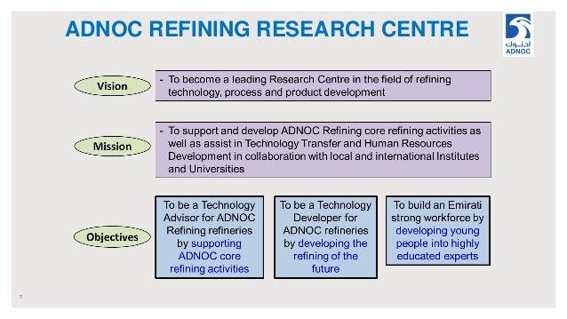 ADNOC REFINING RESEARCH CENTRE 7