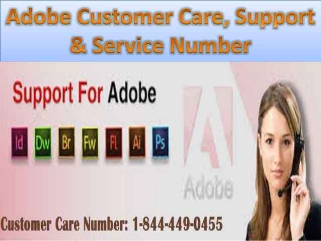 Adobe Technical Support 1-844-449-0455 Phone Number