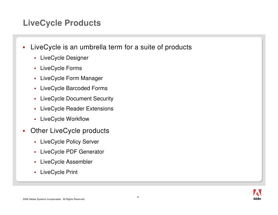 LIVECYCLE PDF GENERATOR LINUX EBOOK