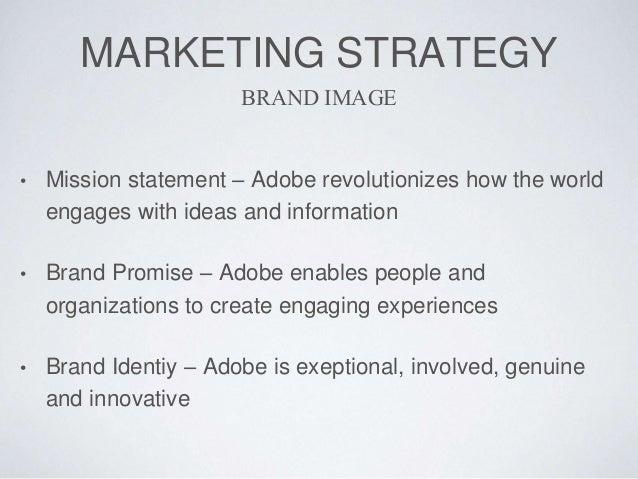 Adobe presentation 2 2 for Adobe mission statement