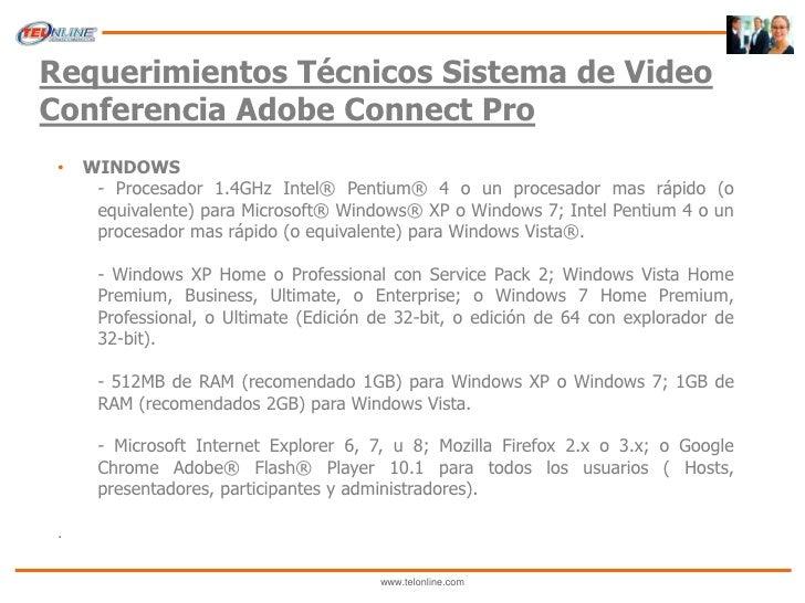 descargar adobe connect gratis en español para windows 7