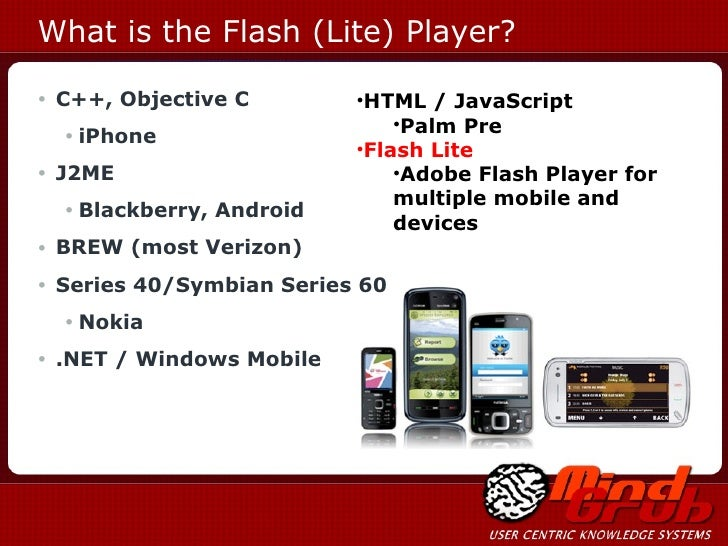 Adobe Flash and Device Central