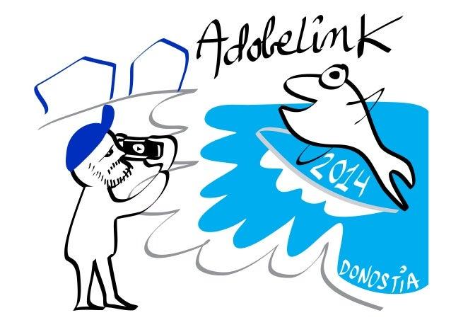 Adobelink2014 (Graphic Recording by @ardiluzu)