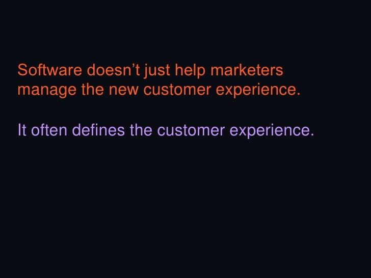 Real action is required for four cataclysmicforces reshaping marketing today.The new ZMOT customer.The marketing technolog...