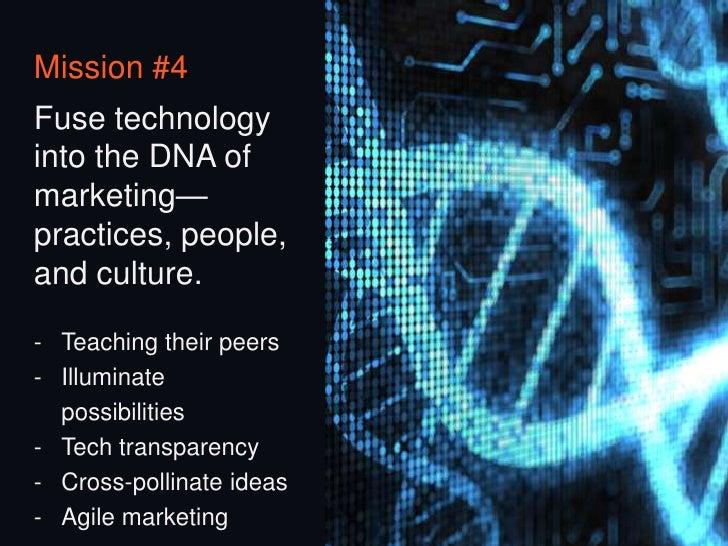 The Marketing Technology Express