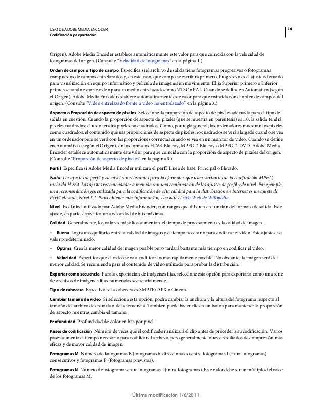 Adobemediaencoder cs5 help