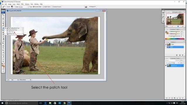 adobe patch tool
