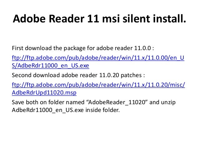 adobe reader dc font pack