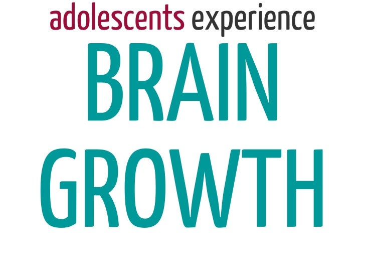 adolescents experience