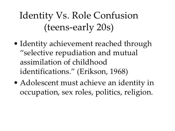 identity achievement definition