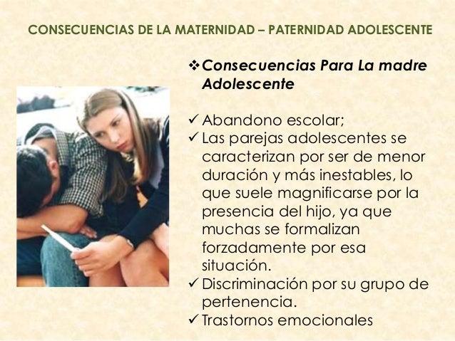 Imagenes de la paternidad y maternidad en la adolescencia pdf