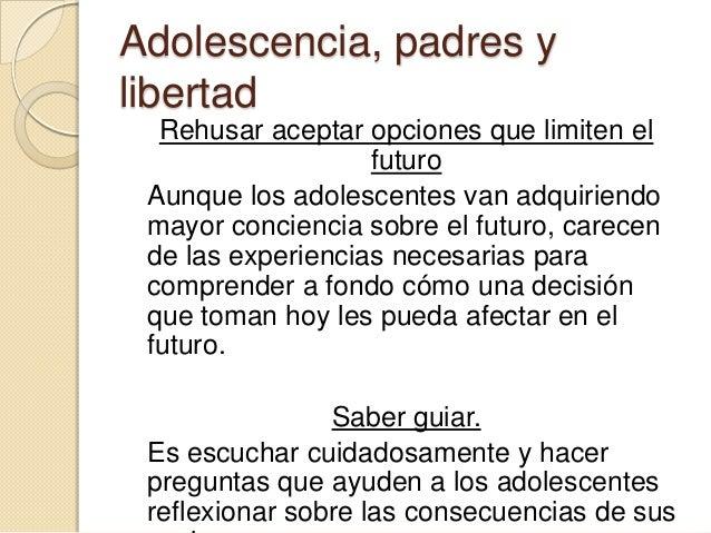 PUNTOS FUERTES EN LOS ADOLESCENTES Son idealistas y tienen preocupaciónreal por el futuro de su país y por elmundo. Con ...