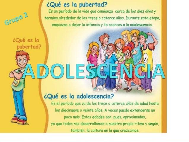 ADOLESCENCIA Transición del desarrollo entre la niñez y la edadadulta que implica importantes cambiosfísicos, cognoscitiv...