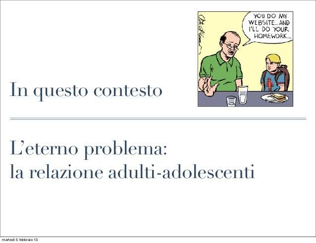 Web adolescent