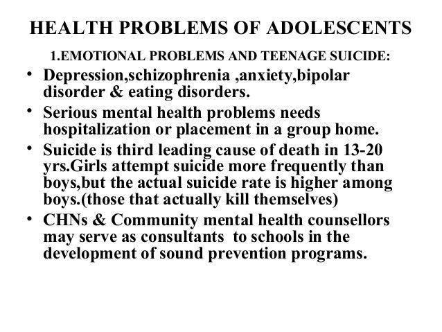 Adolescent seminar