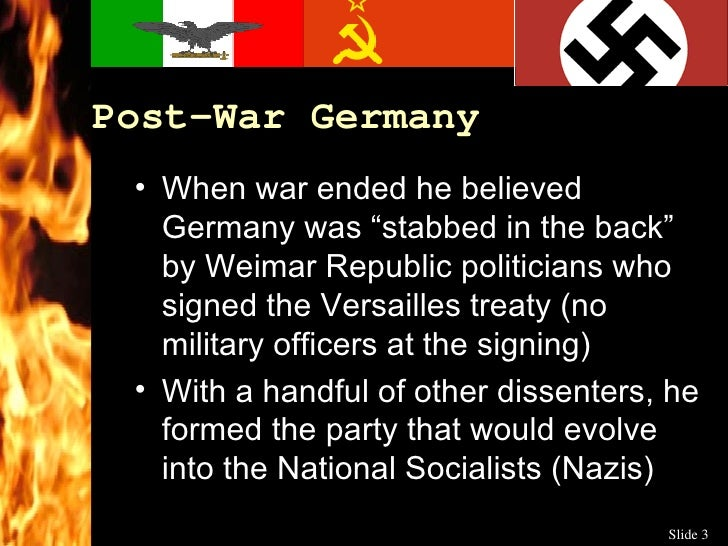 the actions of adolf hitler as the leader of the nazi party Hitler's fanatical views on race and governmental actions  adolf hitler was the socialist leader of  hitler was a vegetarian who's nazi party.