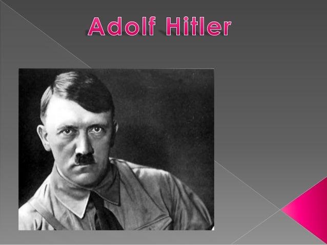  Adolf Hitler nasceu no dia 20 de abril de 1889, na cidade austríaca de Branau, Alta Áustria. Seu pai, Alois Hitler, era ...