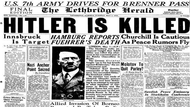 Adolf Hitler Ppt By Sanjay