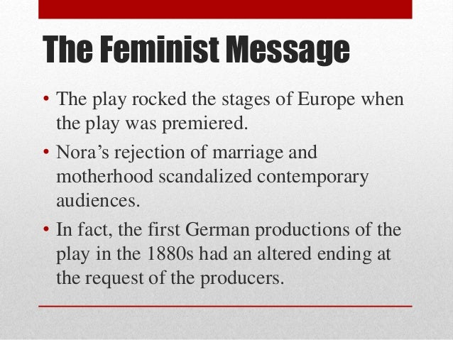 an overview of the uncertain reality and the role of henrik ibsen Ibsen's female characters and the feminist problematic by  added dimension of reality by their embodiment by actresses  it is intended as a theoretical overview.