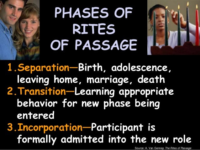 rights of passage examples