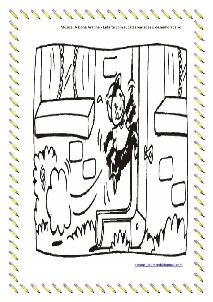 A Dona Aranha Aula De Simone Drumond 2008