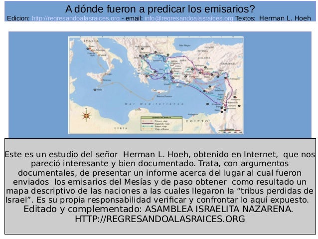 1 . Este es un estudio del señor Herman L. Hoeh, obtenido en Internet, que nos pareció interesante y bien documentado. Tra...