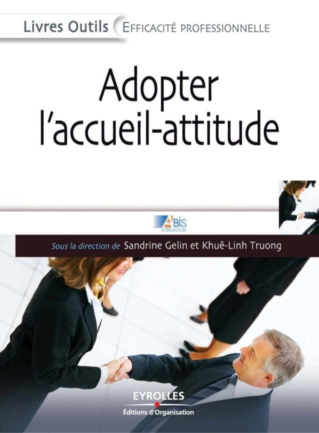 ADOPTER L'ACCUEIL-ATTITUDE