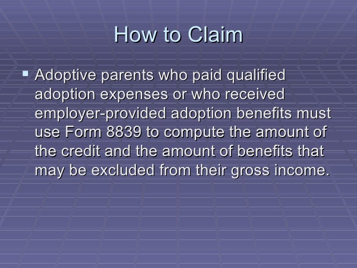 apply for child tax credit form