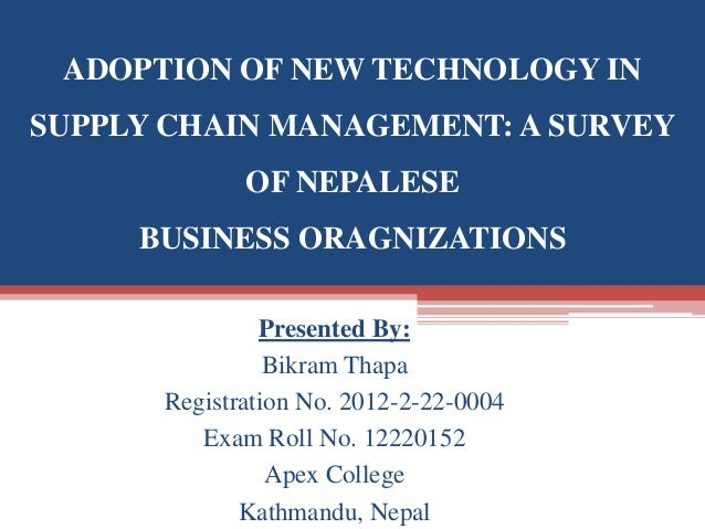 adoption of new technology systems 3 essay Adoption of new technology systems analyze the role of nurses as change agents in facilitating the adoption of new technology college essay contact us.