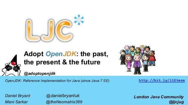 Adopt OpenJDK the past, the present & the future