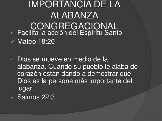 ADORACION  CONGREGACIONAL  • Expresa el amor que sentimos hacia  Dios. Este amor viene de la adoración  personal.  • No ex...