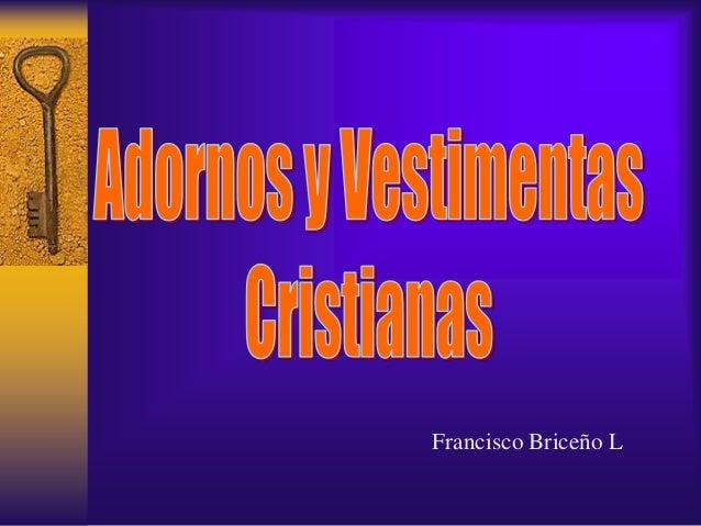 Francisco Briceño L