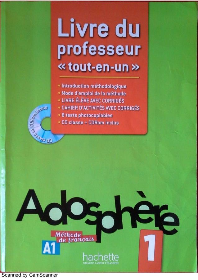 Ados 1 Livre Du Prof