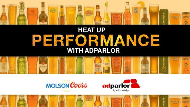 HEAT UP WITH ADPARLOR