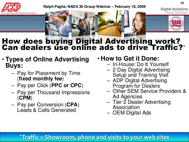 Adp dealer services digital advertising solutions for car dealers pre 34 solutioingenieria Choice Image