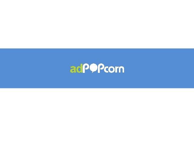 Adpopcorn media proposal_2014 Slide 3