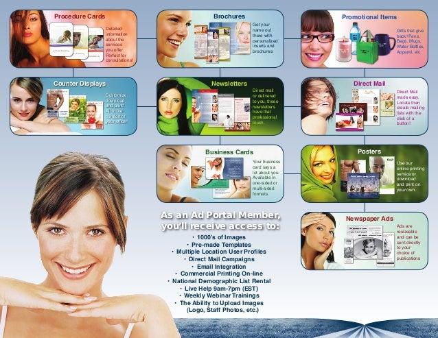 Procedure Cards                                     Brochures                     Promotional Items                       ...