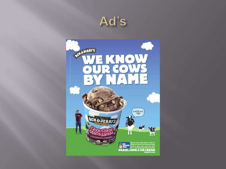 ben jerrys company analysis short essay Free essay: business analysis of ben and jerry's introduction: overview of the case the corporation of ben and jerry's first began on may 5, 1978 in a.