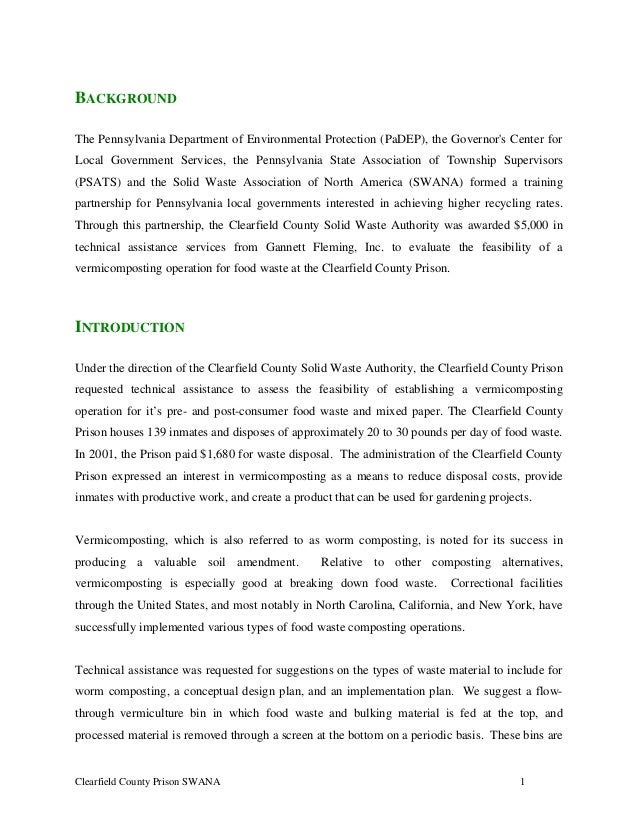 Healthy Eating Essays  By   Apa Format Sample Essay Paper also Persuasive Essay Samples High School Feasibility Of A Vermicomposting Operation For Food Waste At The Clea Essay In English