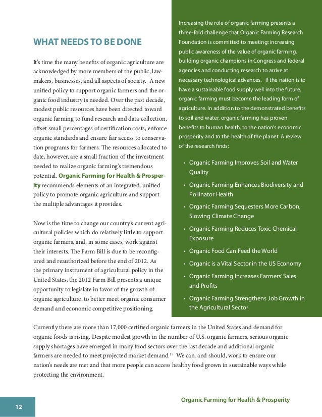 Prosperity Organic Foods