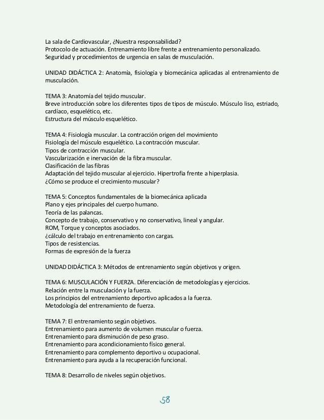 Moderno Anatomía Y Fisiología Del Supuesto Plan De Estudios Adorno ...