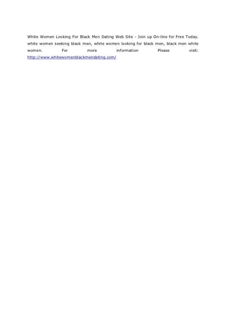 Een gratis Black dating website