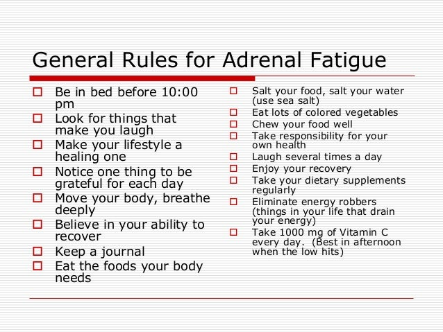 Food Journal Adrenal Health